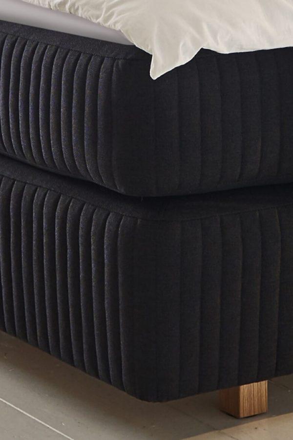 Bottom mattress box quilted